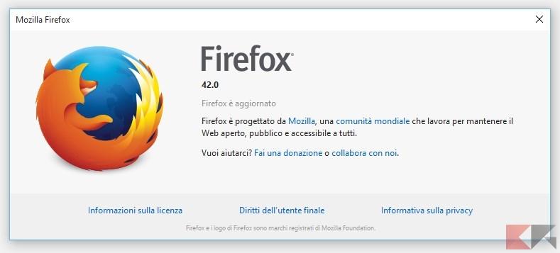 firefox 42
