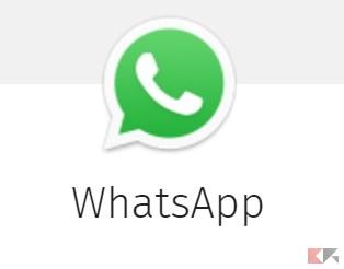 WhatsApp per Firefox OS