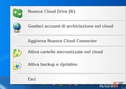 Nuance Cloud Connector