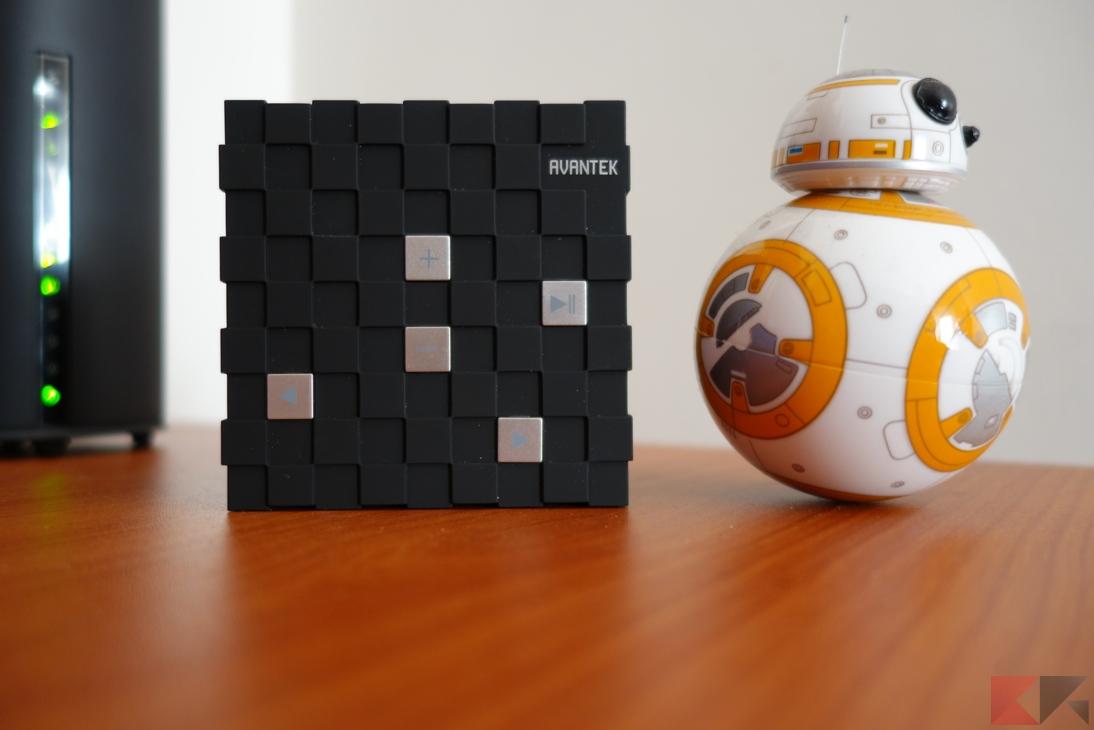 AVANTEK Magic Cube 4