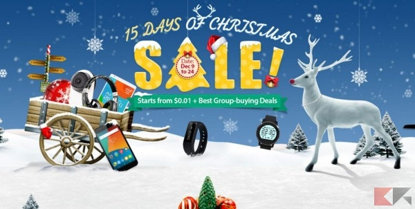 DAYS OF CHRISTMAS SALE - Everbuying