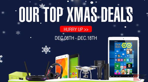 Geekbuying offerte Natale 2015