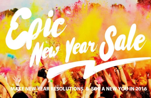 New Year Sale 2016 - Gearbest