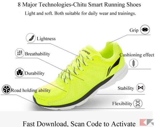 Xiaomi Running Shoes In Offerta Grazie Ad Alcuni Codici
