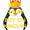 keep calm and buy on kinguin 1