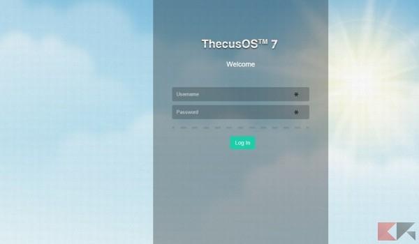 Thecus OS 7