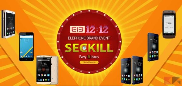 seckill elephone geekbuying