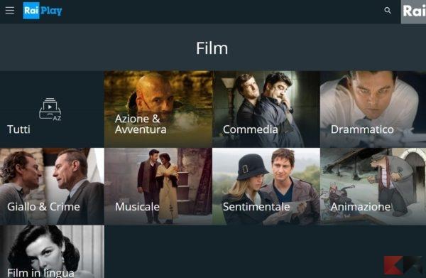 Come vedere film streaming gratis - Salvatore Aranzulla