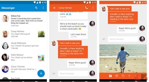 Messenger - App Android su Google Play