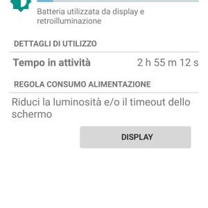 UMI Iron Pro Screen Batteria 2