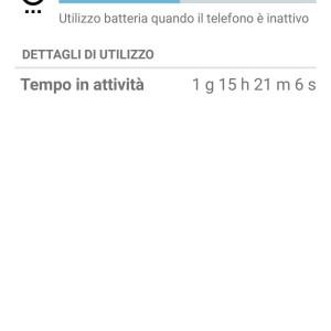 UMI Iron Pro Screen Batteria 4
