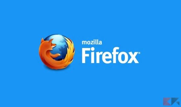 Estensioni Mozilla Firefox