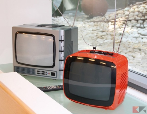 tv antiche