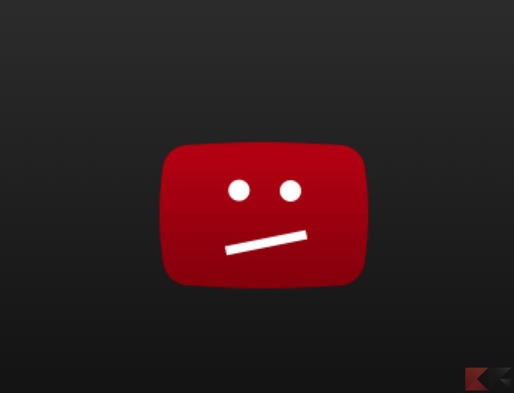 sbloccare video YouTube