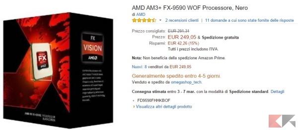 AMD AM3+ FX-9590
