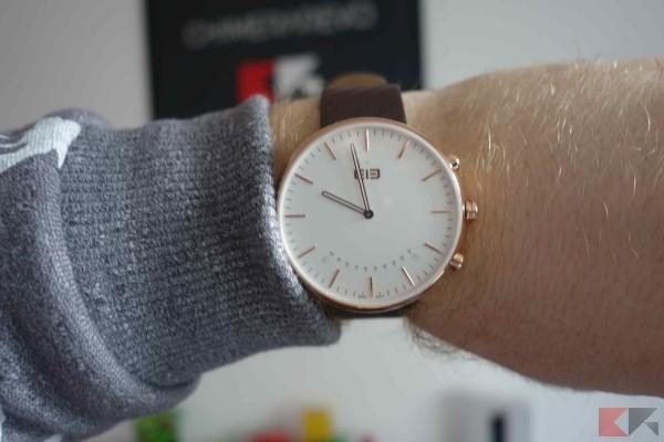 Recensione Elephone W2: l'orologio elegante e (poco) smart ...