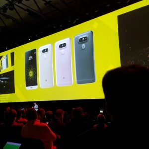 Evento LG G5 1