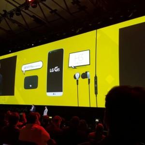 Evento LG G5 3