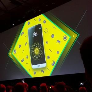 Evento LG G5 5