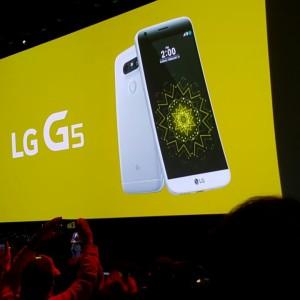 Evento LG G5 6