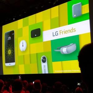 Evento LG G5 7