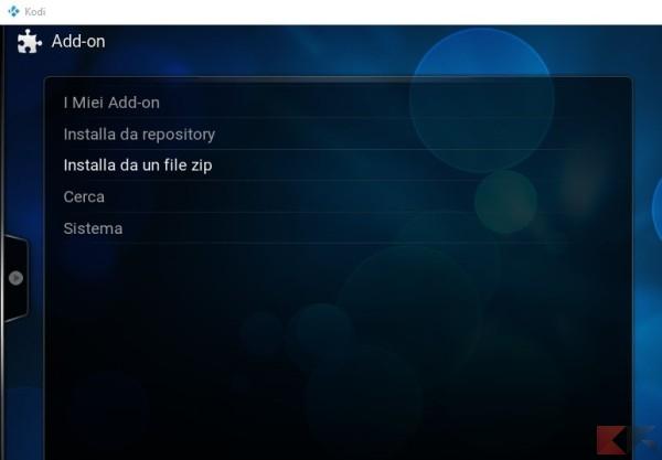 Kodi Live TV
