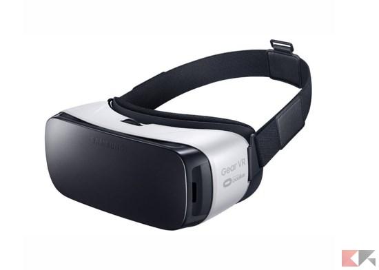 Samsung Gear-VR V2