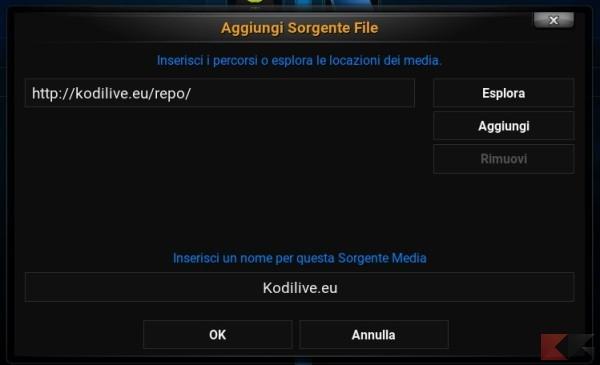 Sorgente file repository