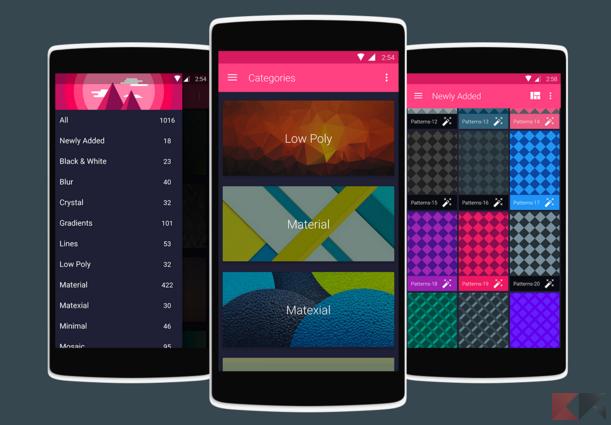 Sfondi animati Android: le migliori app