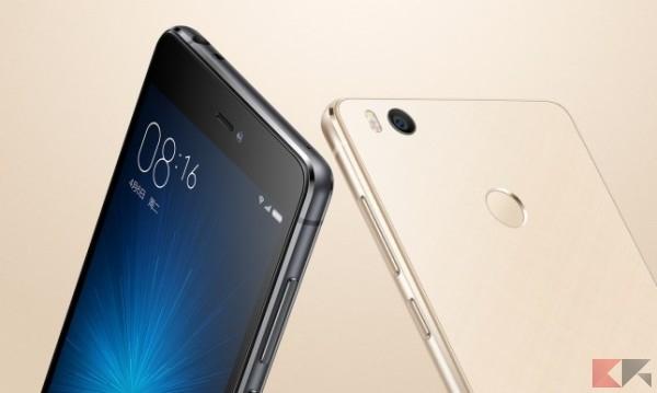 Xiaomi Mi 4S