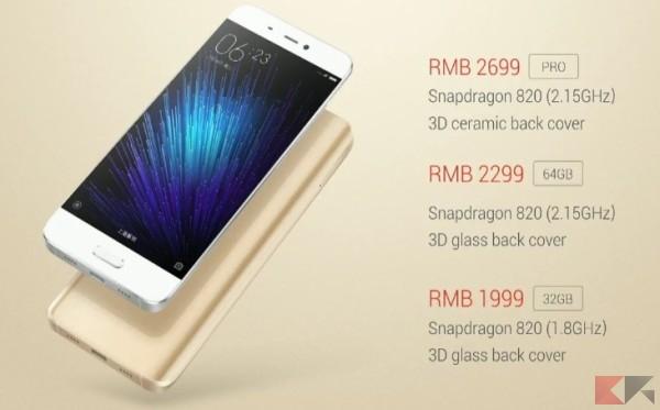 xiaomi-mi5-prezzi