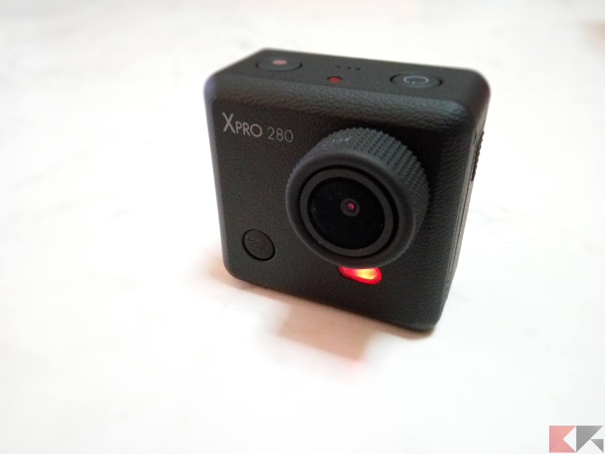MEDIACOM SportCam Xpro 280 HD WiFi