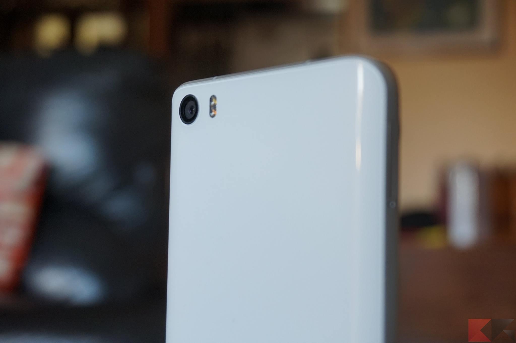 Test live batteria: Xiaomi Mi 5