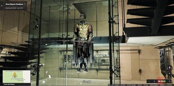 batcaverna - batman