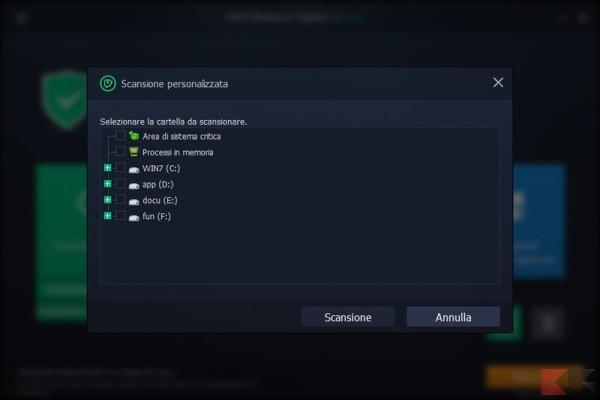 6. Scansione Personalizzata_risultato