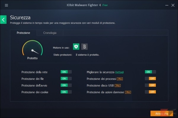 IObit Malware Fighter 4