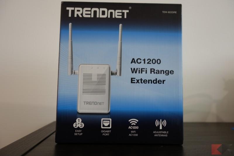 Trendnet TEW-822DRE