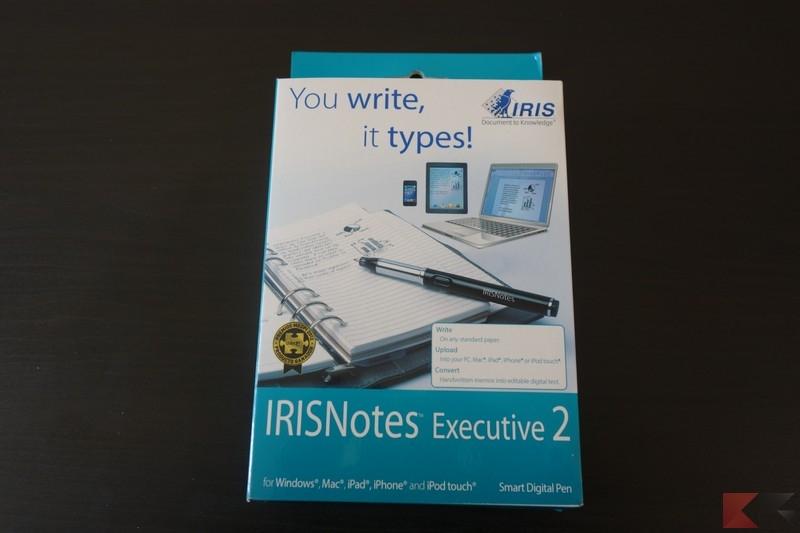 IRISPen Executive 2