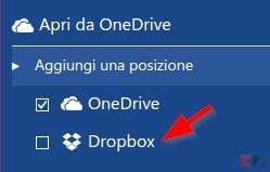 Dropbox in office online