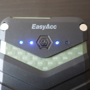 EasyAcc 20000 mAh rugged 5
