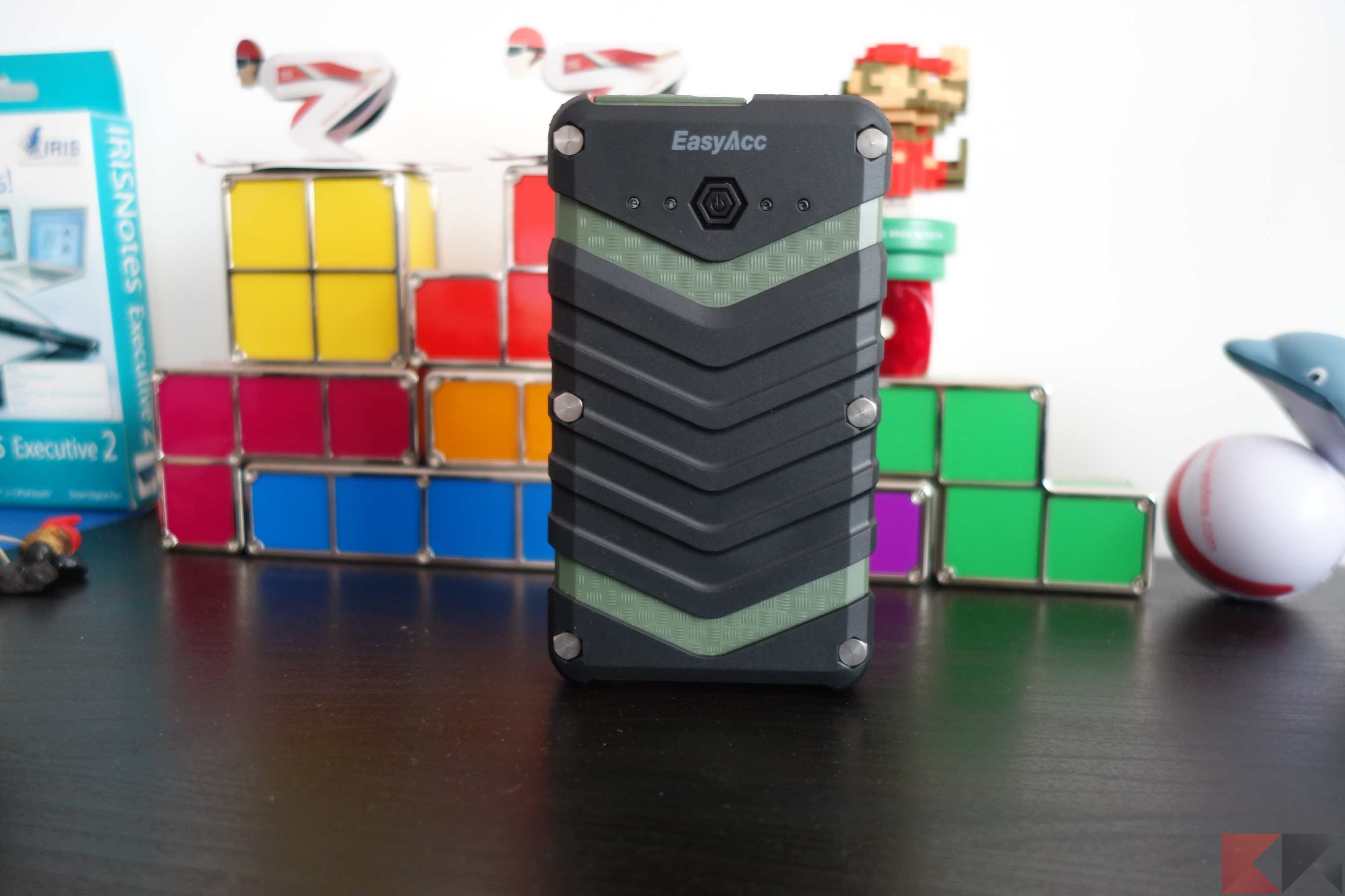 EasyAcc 20000 mAh rugged 8