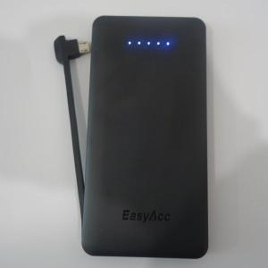 EasyAcc PB6000CB 6000 mAh 3