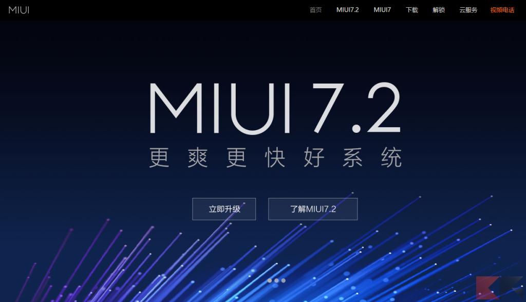 MIUI 7.2