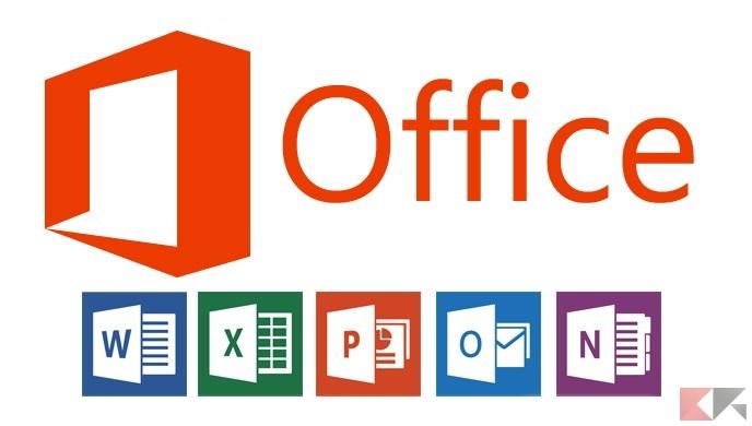 Acquistare Microsoft Office a meno di 6€