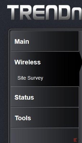 Site survey_risultato