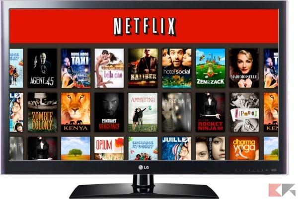 TV per Netflix