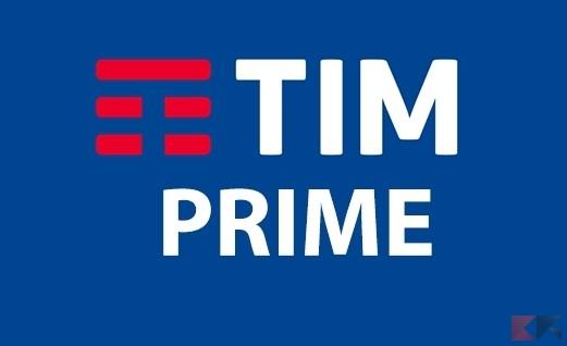 Disattivare TIM Prime