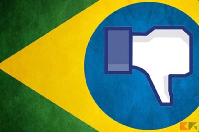 facebook brasile
