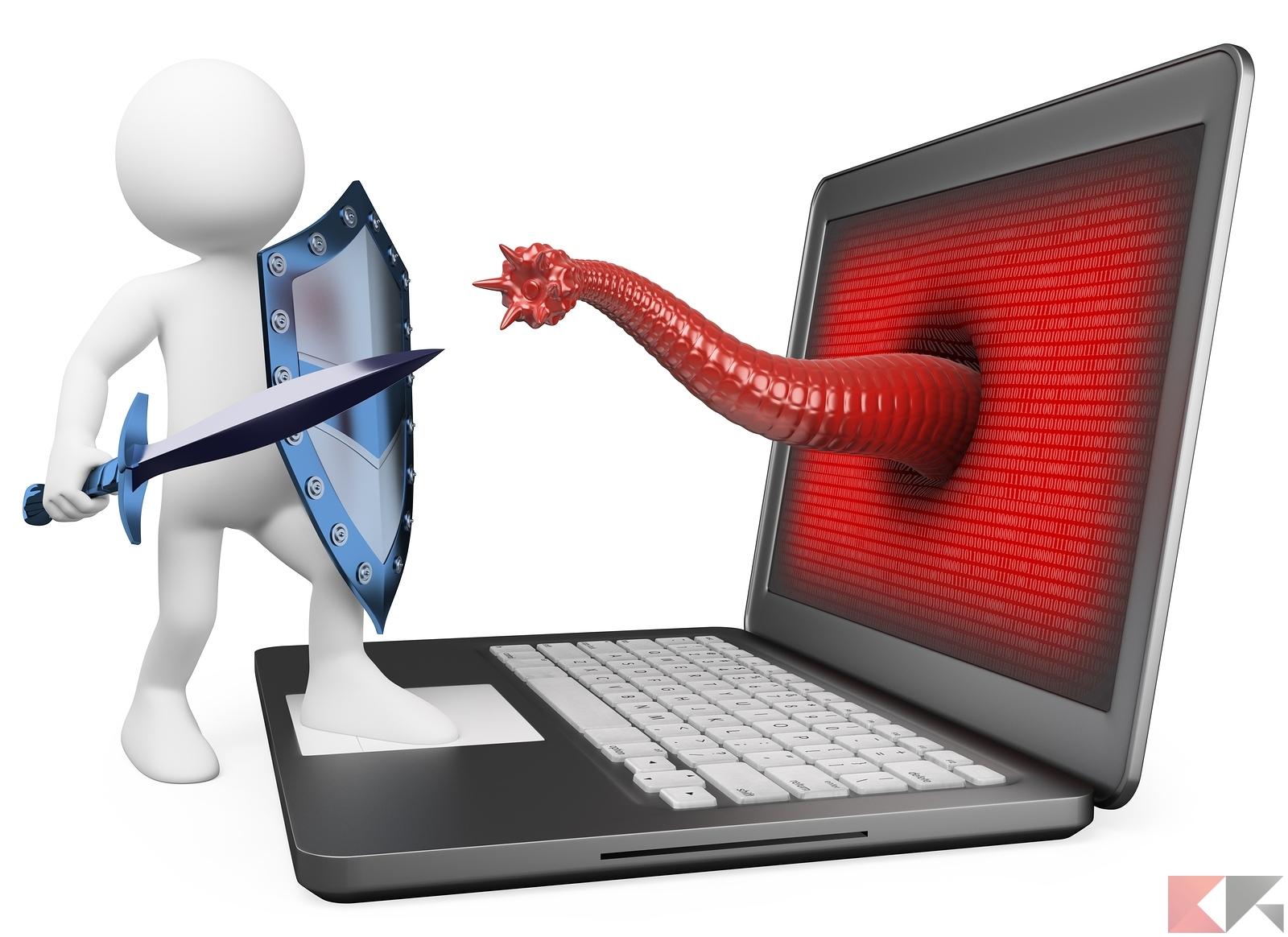 Rimuovere malware e virus: i migliori programmi
