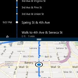 mappe percorsi pubblici